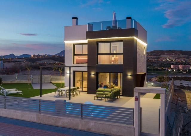 New build Villa in Gran Alacant Gran Alacant