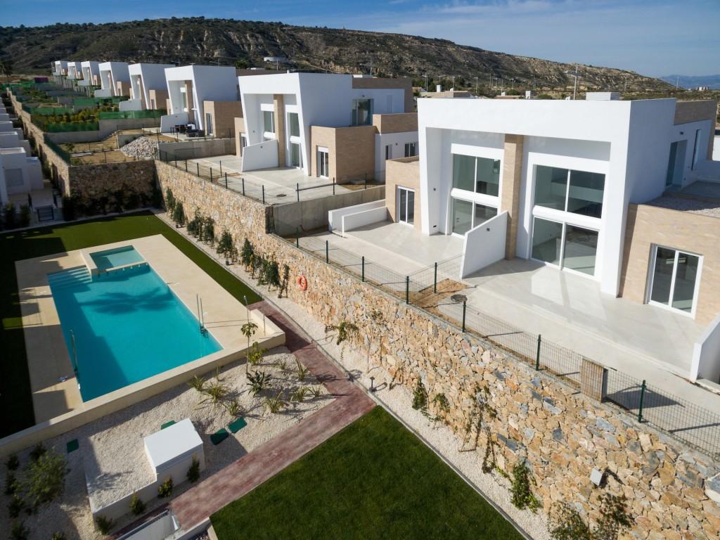 New build Villa in Algorfa La Finca