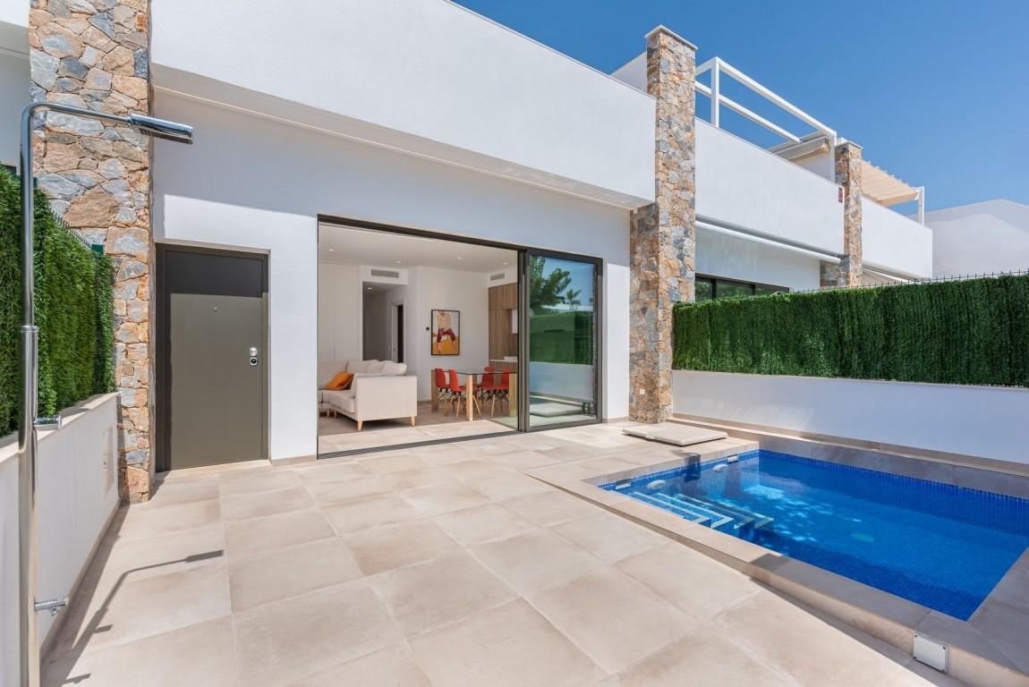 New build Villa in Pilar de la Horadada Pilar de la Horadada