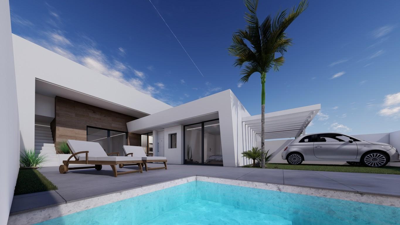 New build Villa in Roldan Roldan