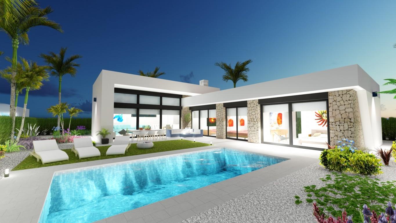 New build Villa in Calasparra Calasparra