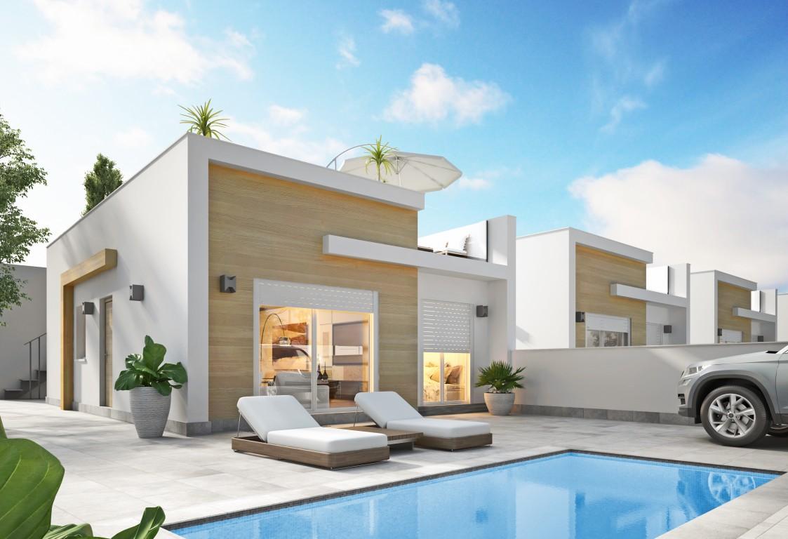 New build Villa in Avileses Avileses