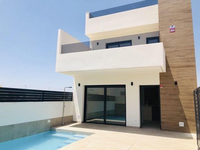 New build Villa in Benijofar Benijofar