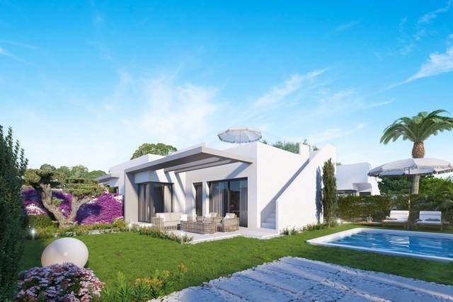 New build Villa in Orihuela Orihuela