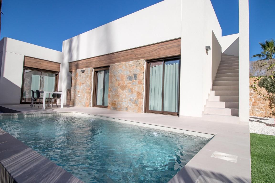 New build Villa in La Finca La Finca
