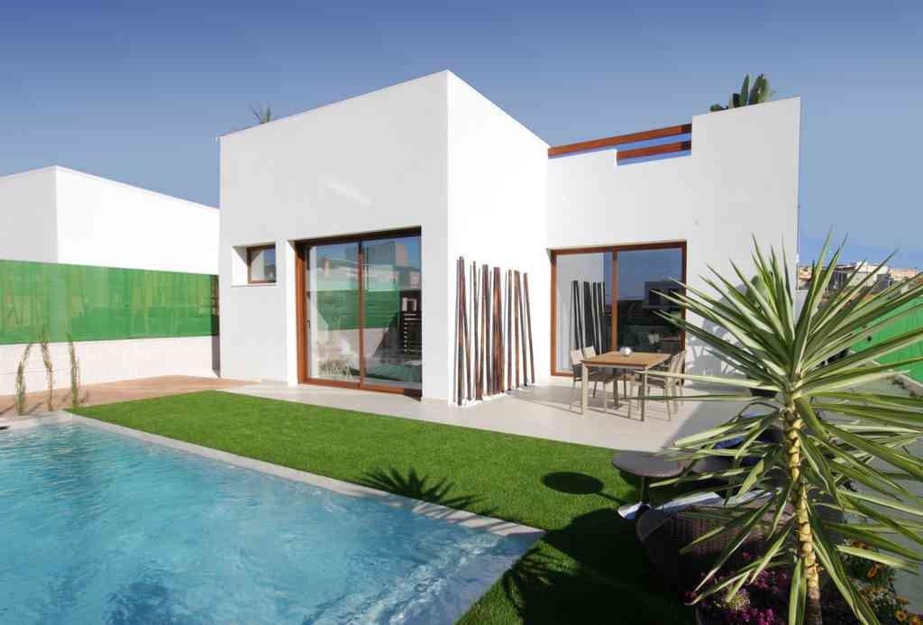 SSG-MEDH8: Villa in Benijófar