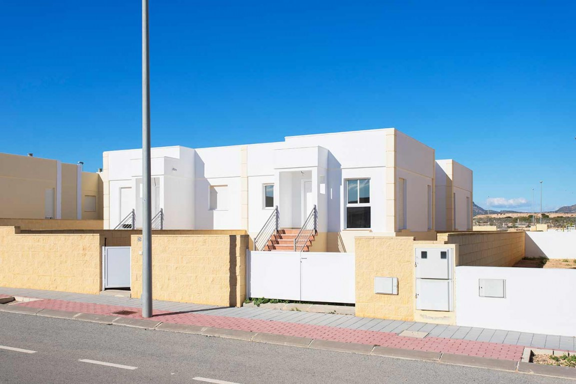 Ref:SSG-URM7 Townhouse For Sale in Balsicas