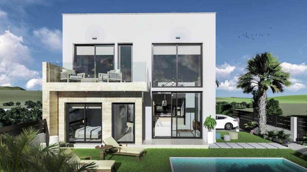 SSG-PM2: Villa in Daya Vieja