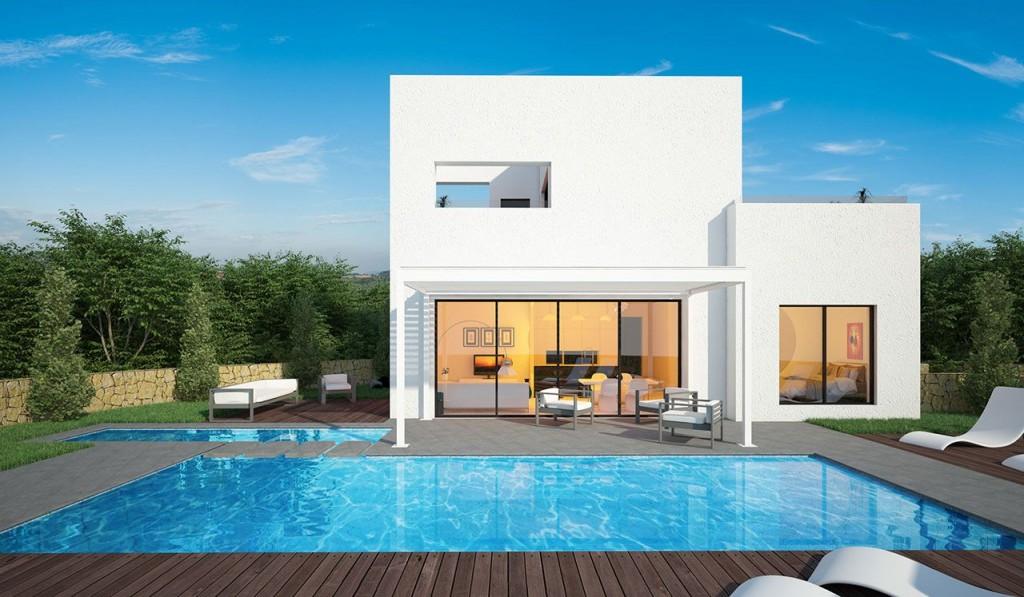 SSG-FER1: Villa in Las Colinas Golf