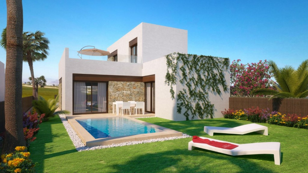 Ref:SSG-PAT9 Villa For Sale in Algorfa