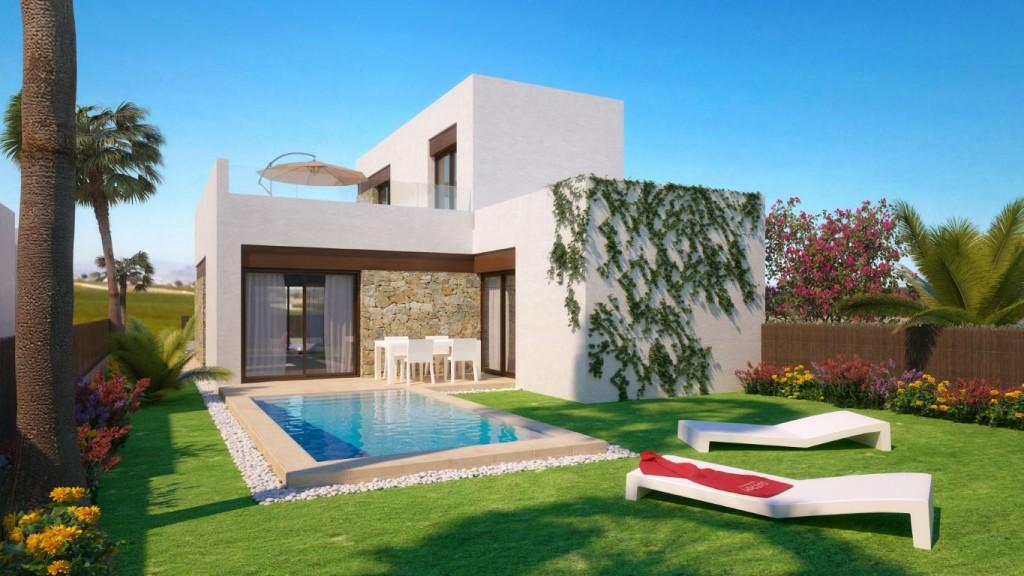 SSG-PAT9: Villa in Algorfa