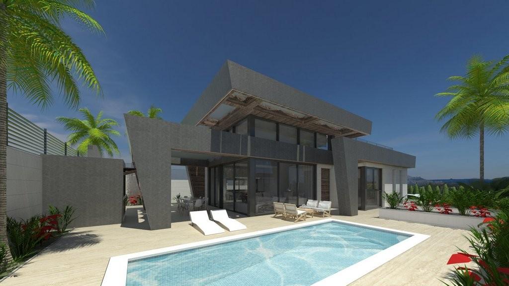 SSG-CBE2: Villa in Polop
