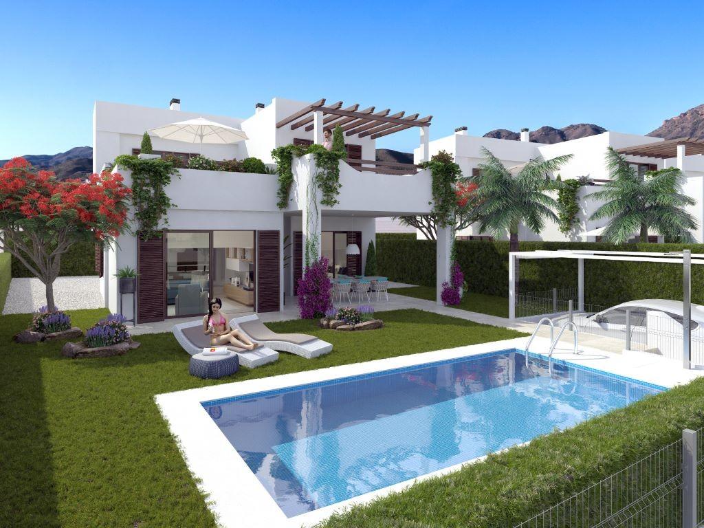SSG-TMG9: Villa in San Juan de los Terreros