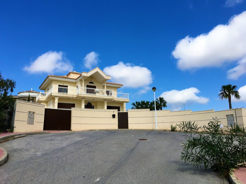 Ref:SSG-P1962 Villa For Sale in Ciudad Quesada