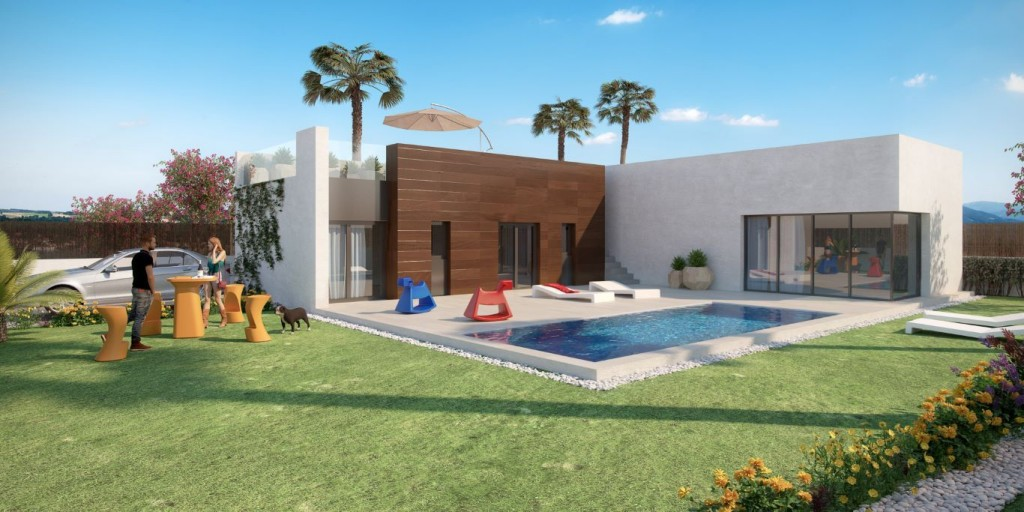 SSG-PAT3: Villa in Algorfa
