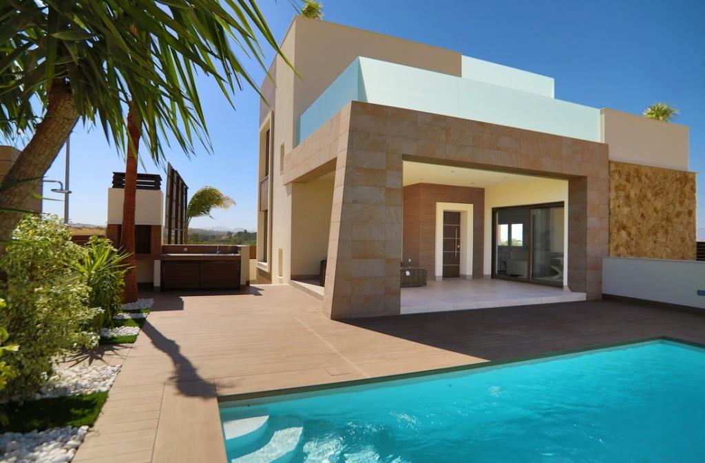 Ref:SSG-HAB1 Villa For Sale in Benijófar