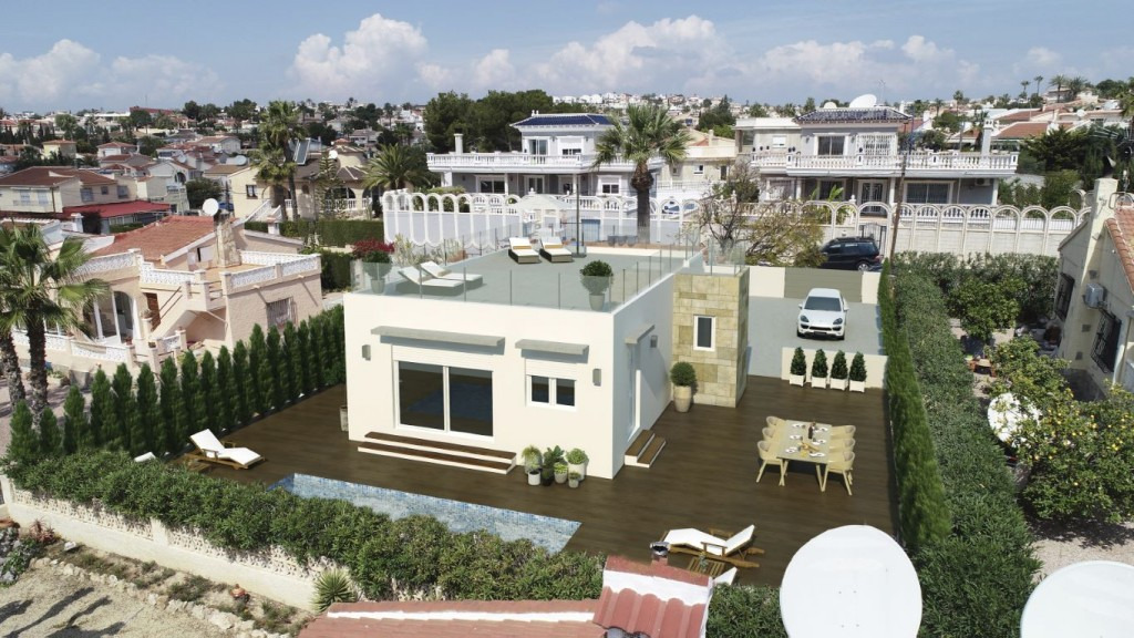 Ref:SSG-p1306 Villa For Sale in Ciudad Quesada