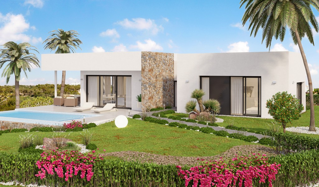 Ref:SSG-GSM3 Villa For Sale in Las Colinas Golf