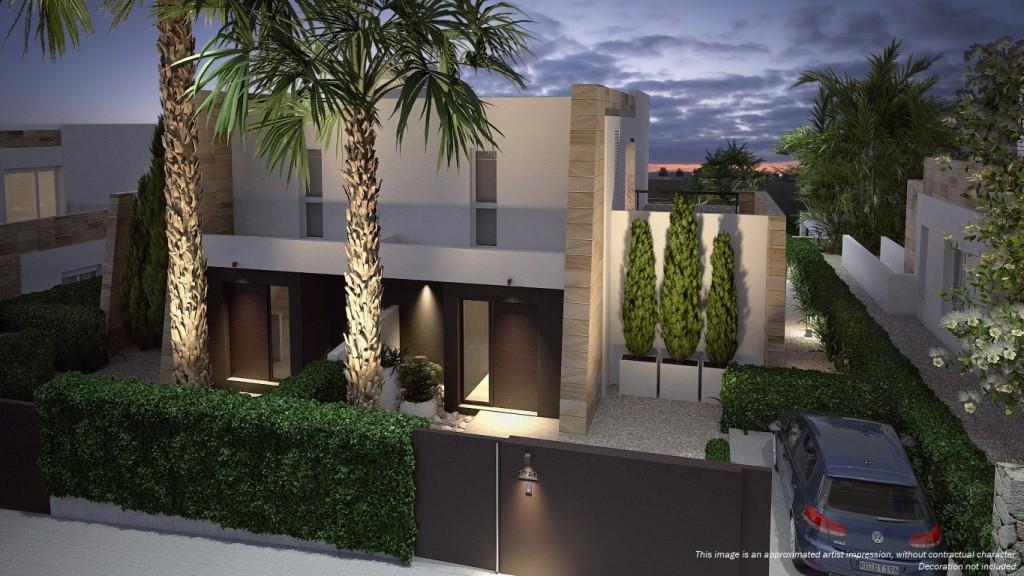 SSG-trv11: Villa in Algorfa