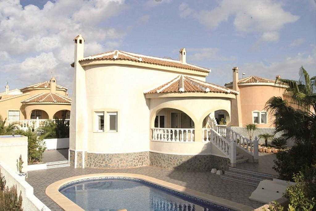 SSG-GQS2-2: Villa in Ciudad Quesada