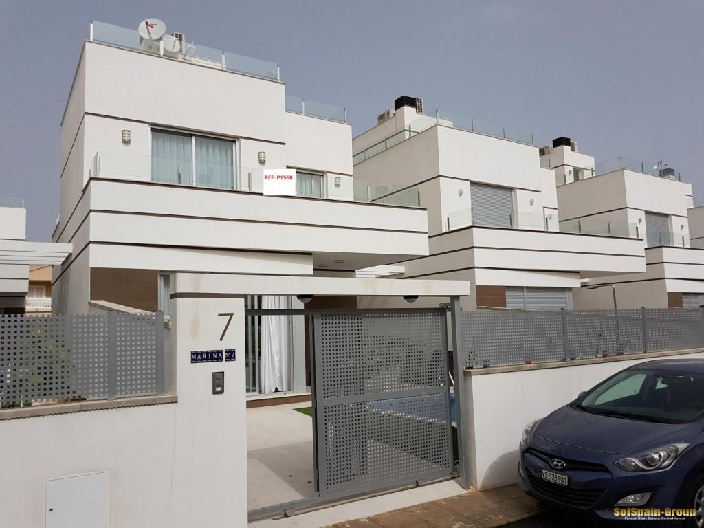 Ref:SSG-P1568 Villa For Sale in Ciudad Quesada