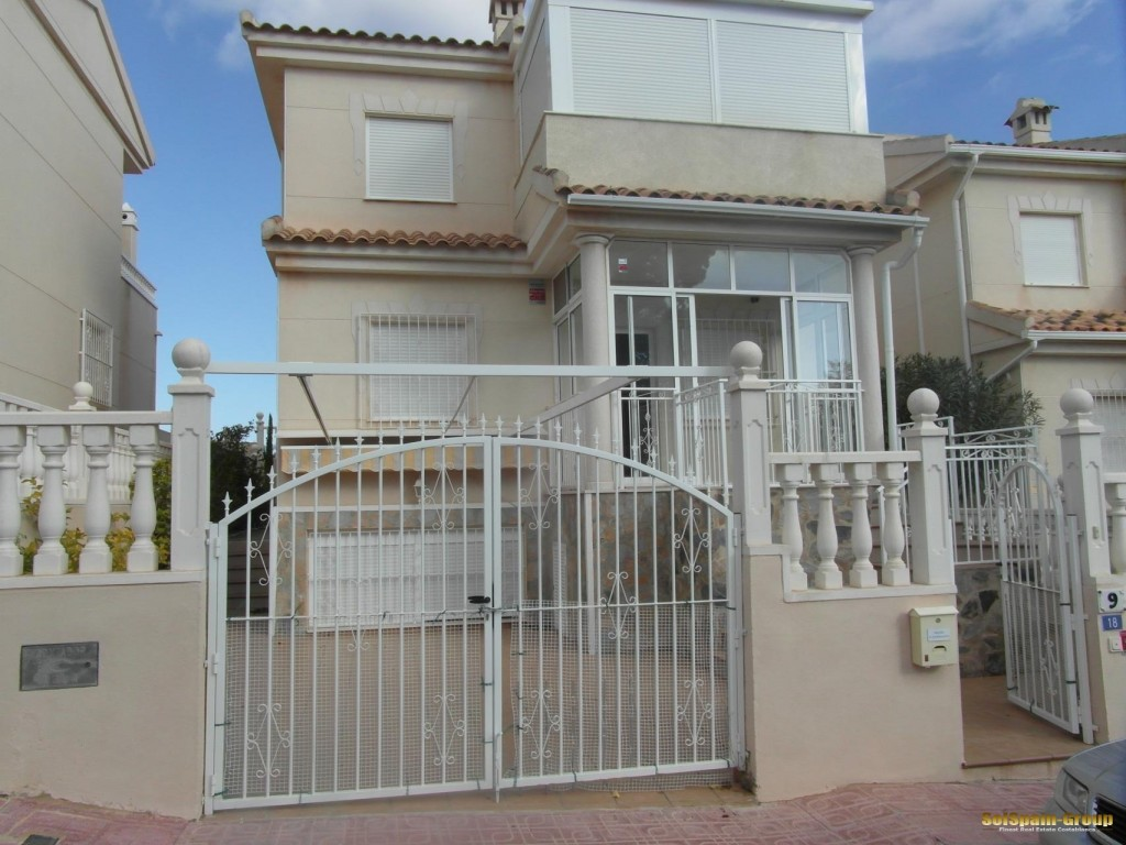 Ref:SSG-p1492 Villa For Sale in San Miguel de Salinas