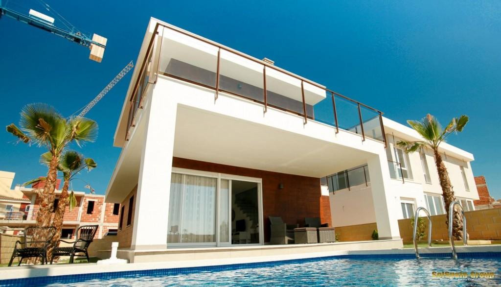 SSG-MAS2: Villa in Gran Alacant