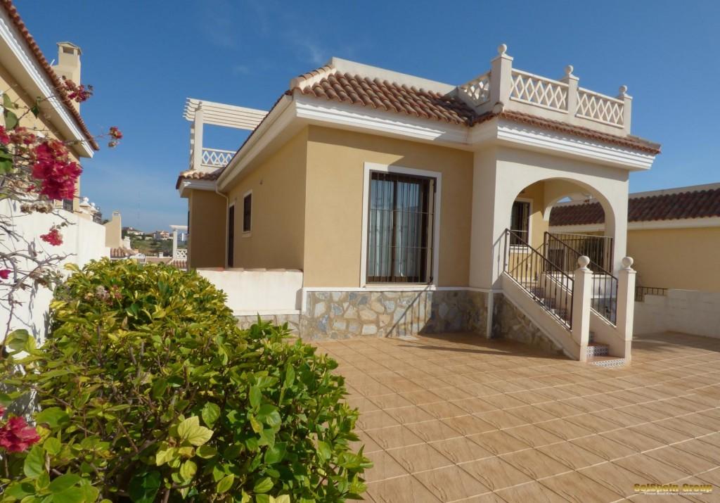 Ref:SSG-p1553lm Villa For Sale in Ciudad Quesada