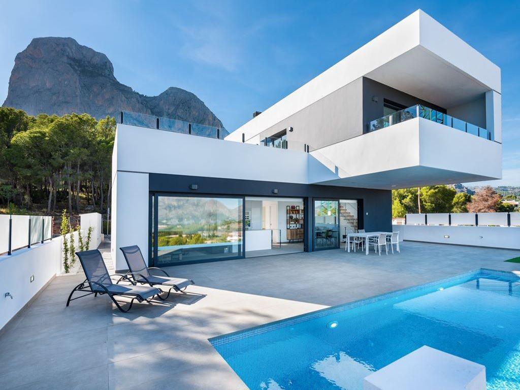 Ref:SSG-LAR4 Villa For Sale in Polop