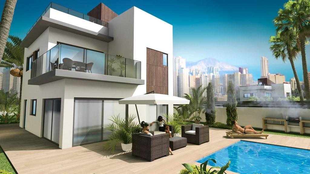 SSG-alc9c: Villa in Finestrat