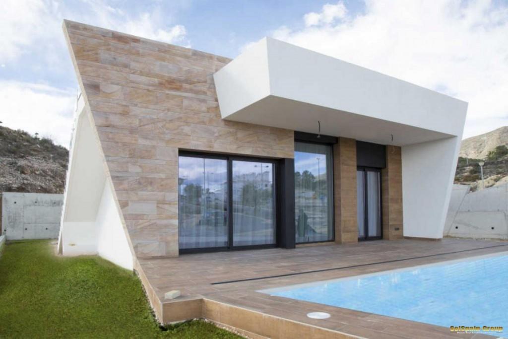 SSG-cib4: Villa in Finestrat