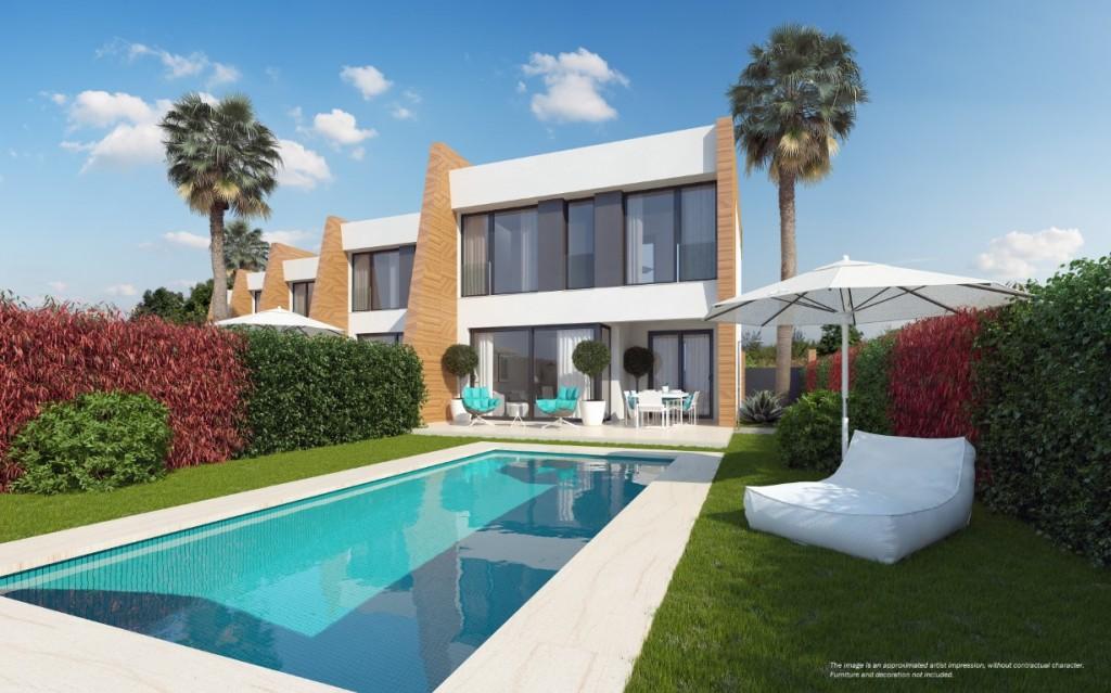 Ref:SSG-TRV8 Villa For Sale in Villamartin