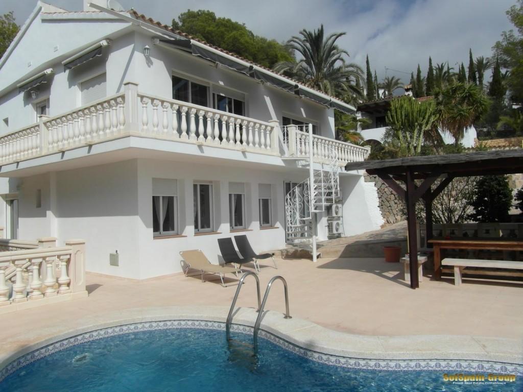 SSG-p1432: Villa in Altea La Vella