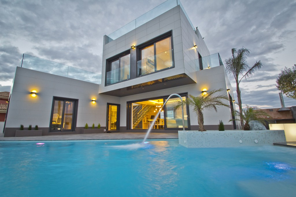 Ref:SSG-AMY8 Villa For Sale in Orihuela Costa