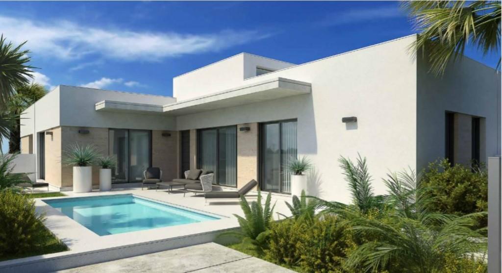 Ref:SSG-SVS2 Villa For Sale in Daya Nueva