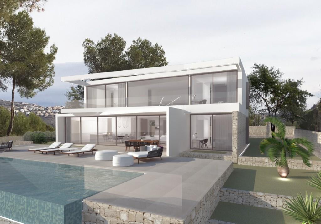 SSG-GSM5: Villa in Moraira