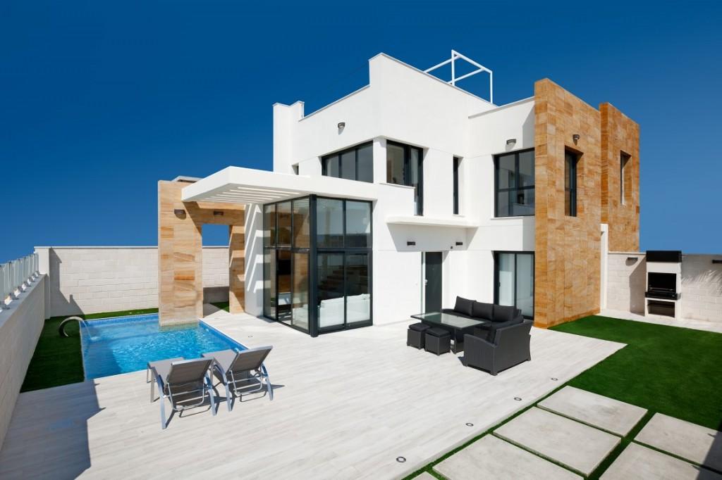 SSG-IMS2: Villa in Orihuela Costa