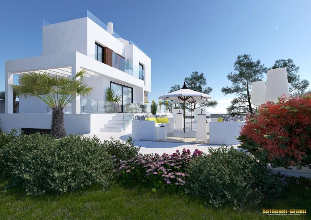 Ref:SSG-SOM1 Villa For Sale in San Miguel de Salinas