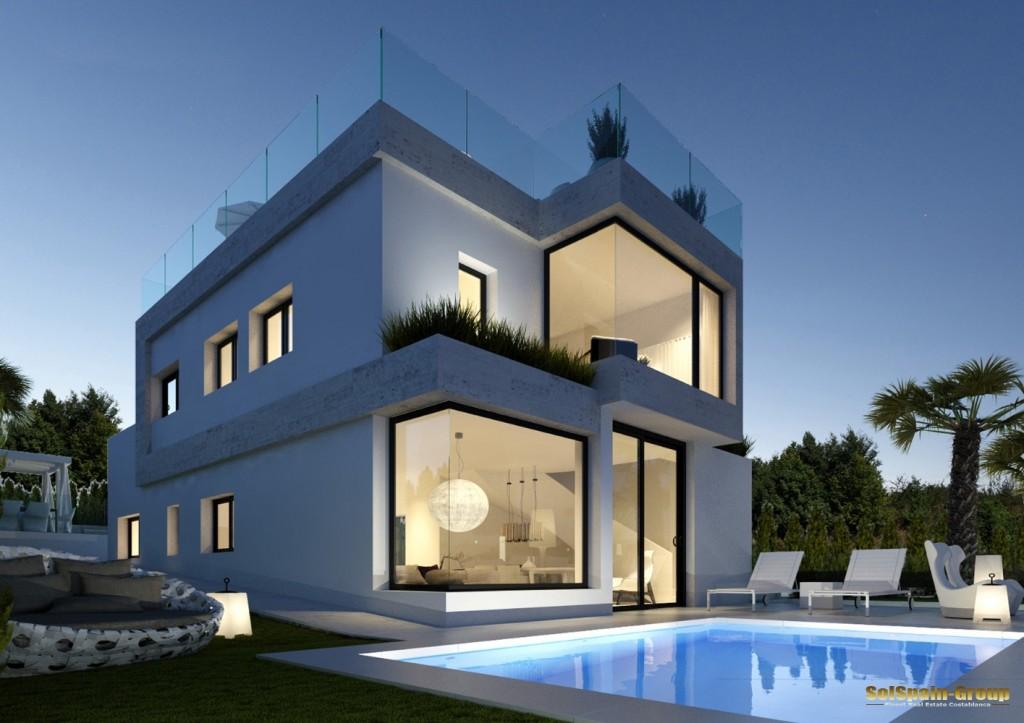 SSG-SOM2: Villa in Torrevieja