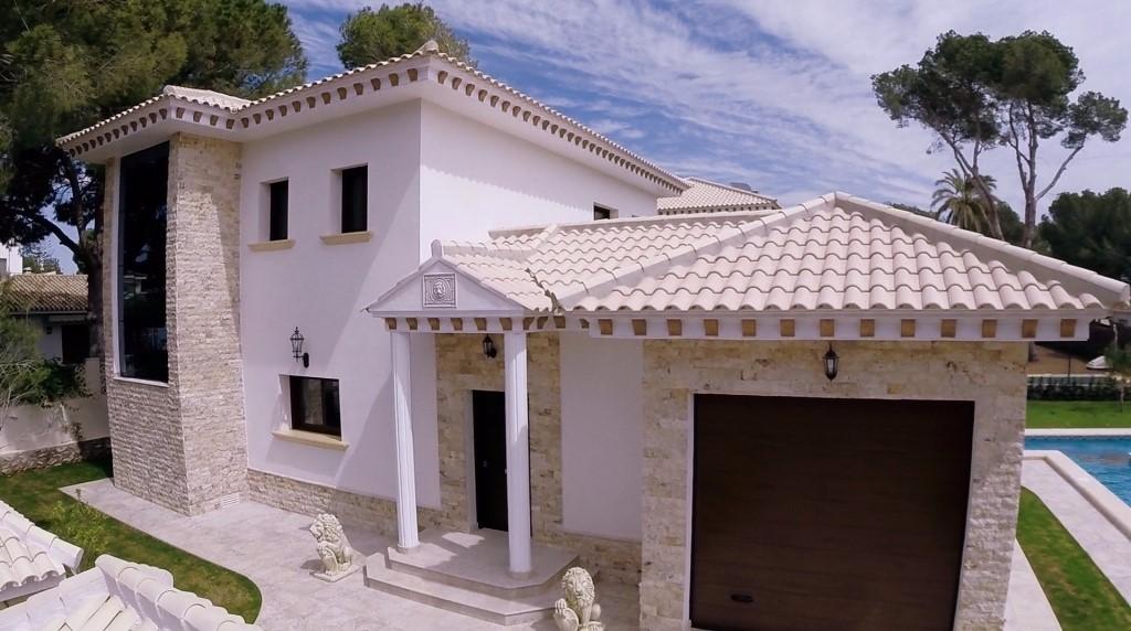 SSG-MOV1: Villa in Dehesa De Campoamor