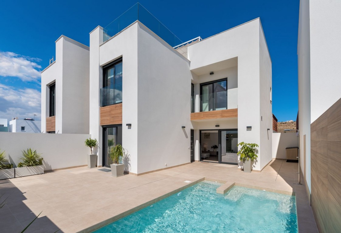 SSG-GRV8: Villa in Rojales