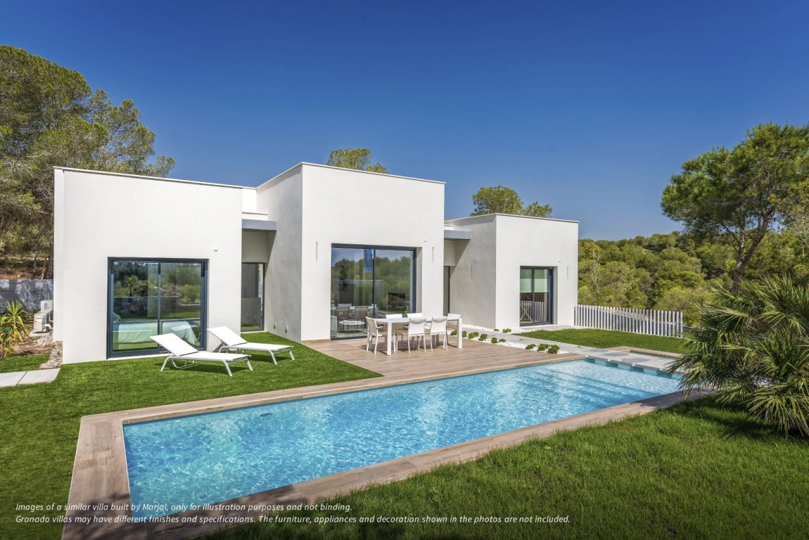 SSG-MAJ8: Villa in Las Colinas Golf