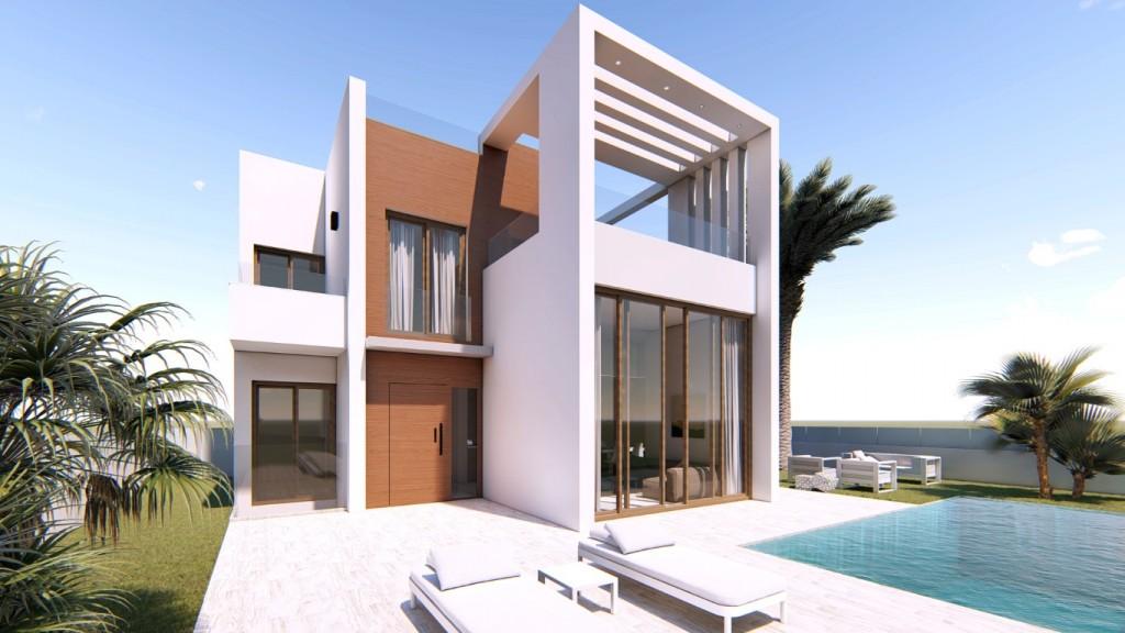 SSG-IMS6: Villa in Los Balcones