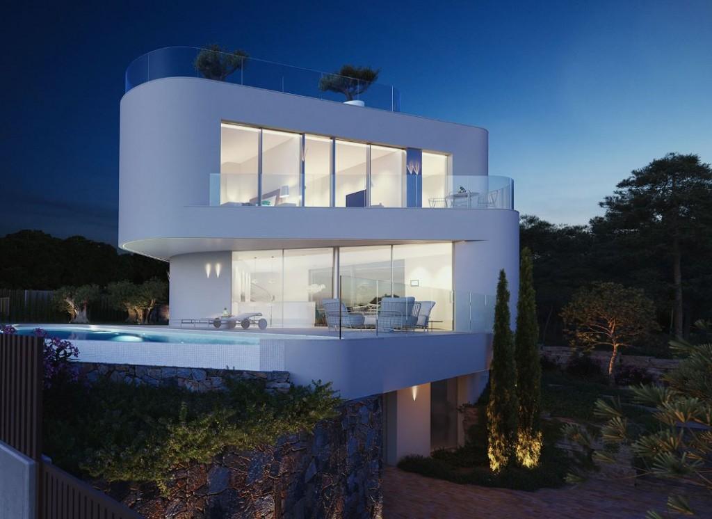 SSG-MAJ11: Villa in Finestrat