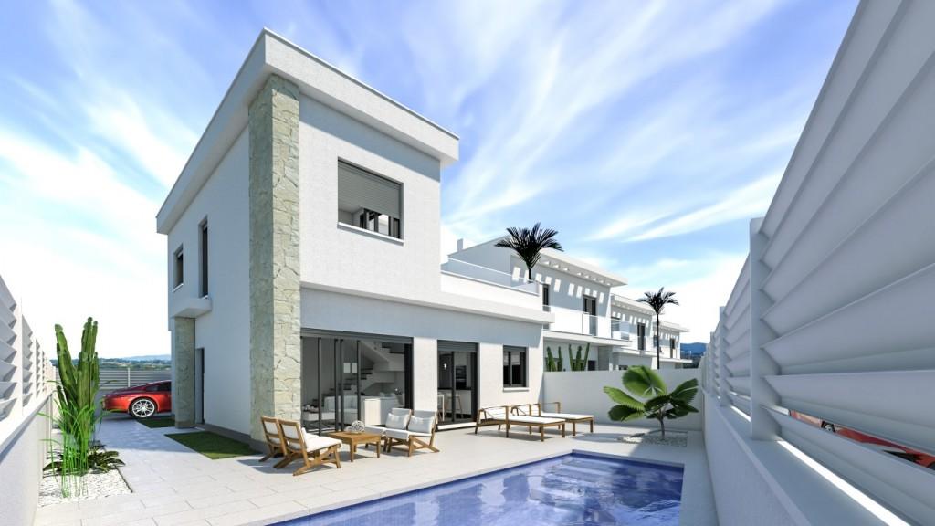 SSG-SUN18: Villa in Los Montesinos