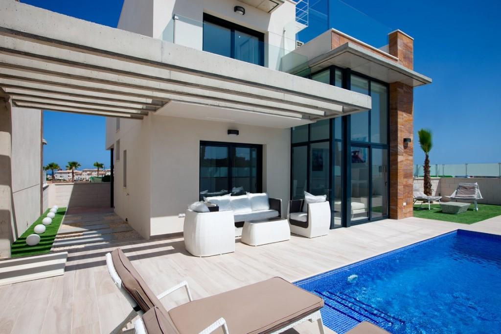 Ref:SSG-IMS1 Villa For Sale in Orihuela Costa