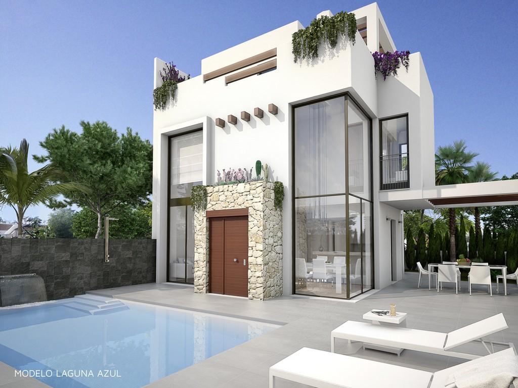 Ref:SSG-AMY1 Villa For Sale in Ciudad Quesada