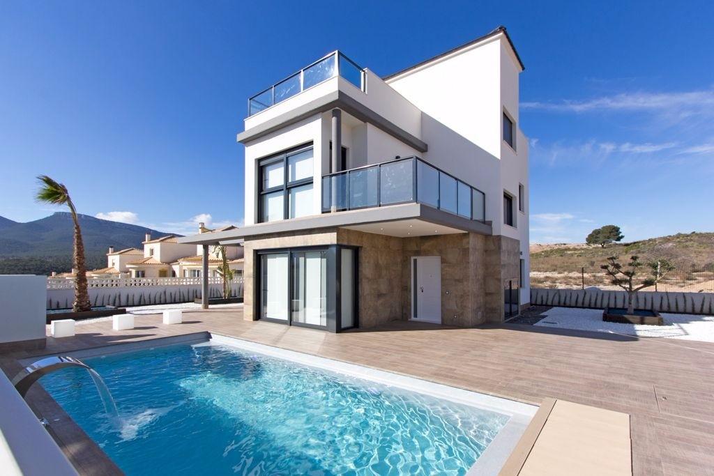 SSG-AMY12: Villa in Castalla