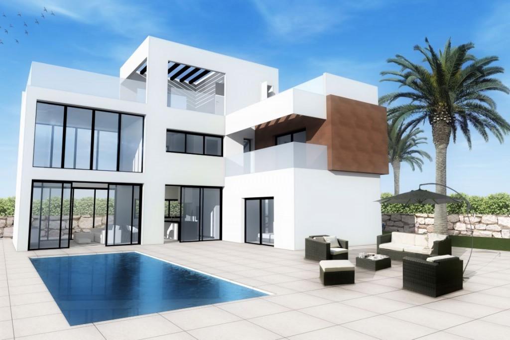 SSG-IMS8: Villa in Finestrat