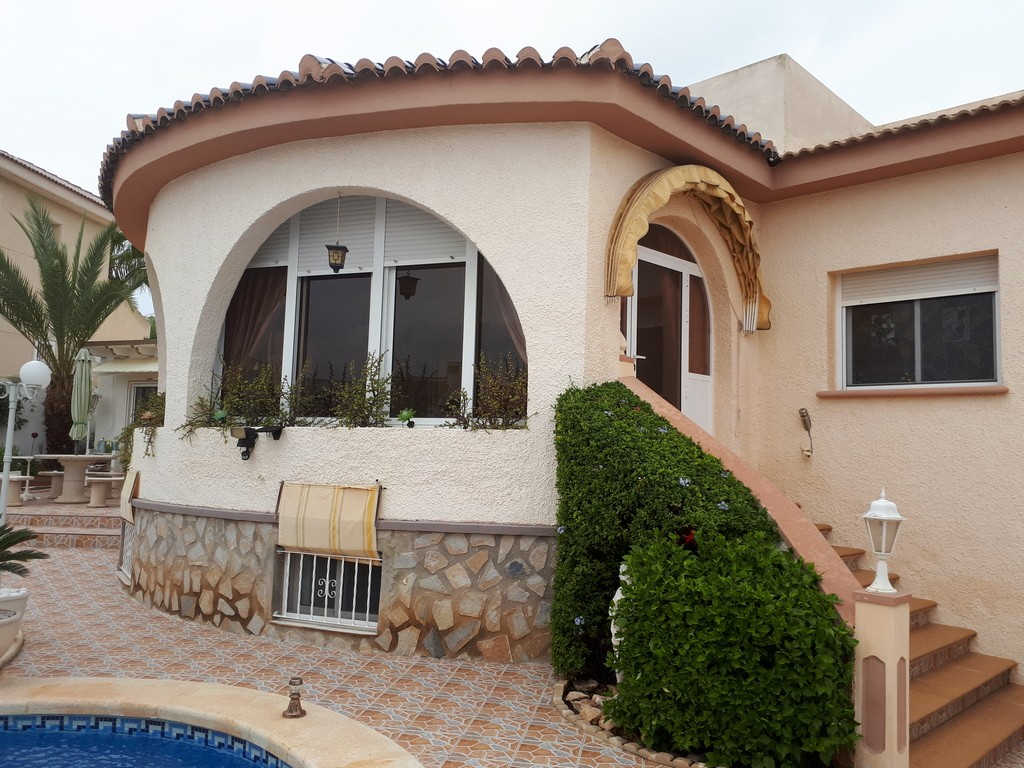 Ref:SSG-p1721 Villa For Sale in Ciudad Quesada